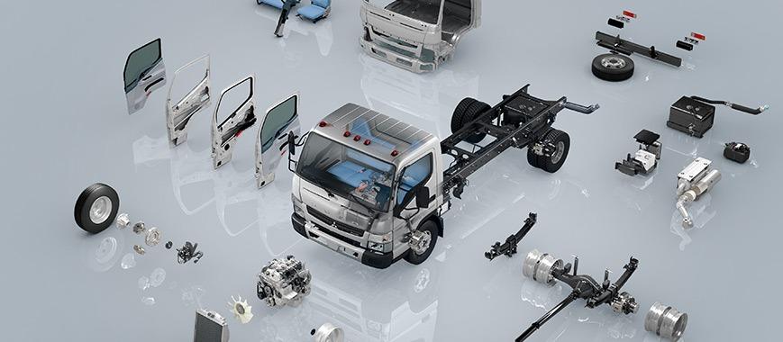 Parts & Service • Top Truck Center, Inc Top Truck Center, Inc